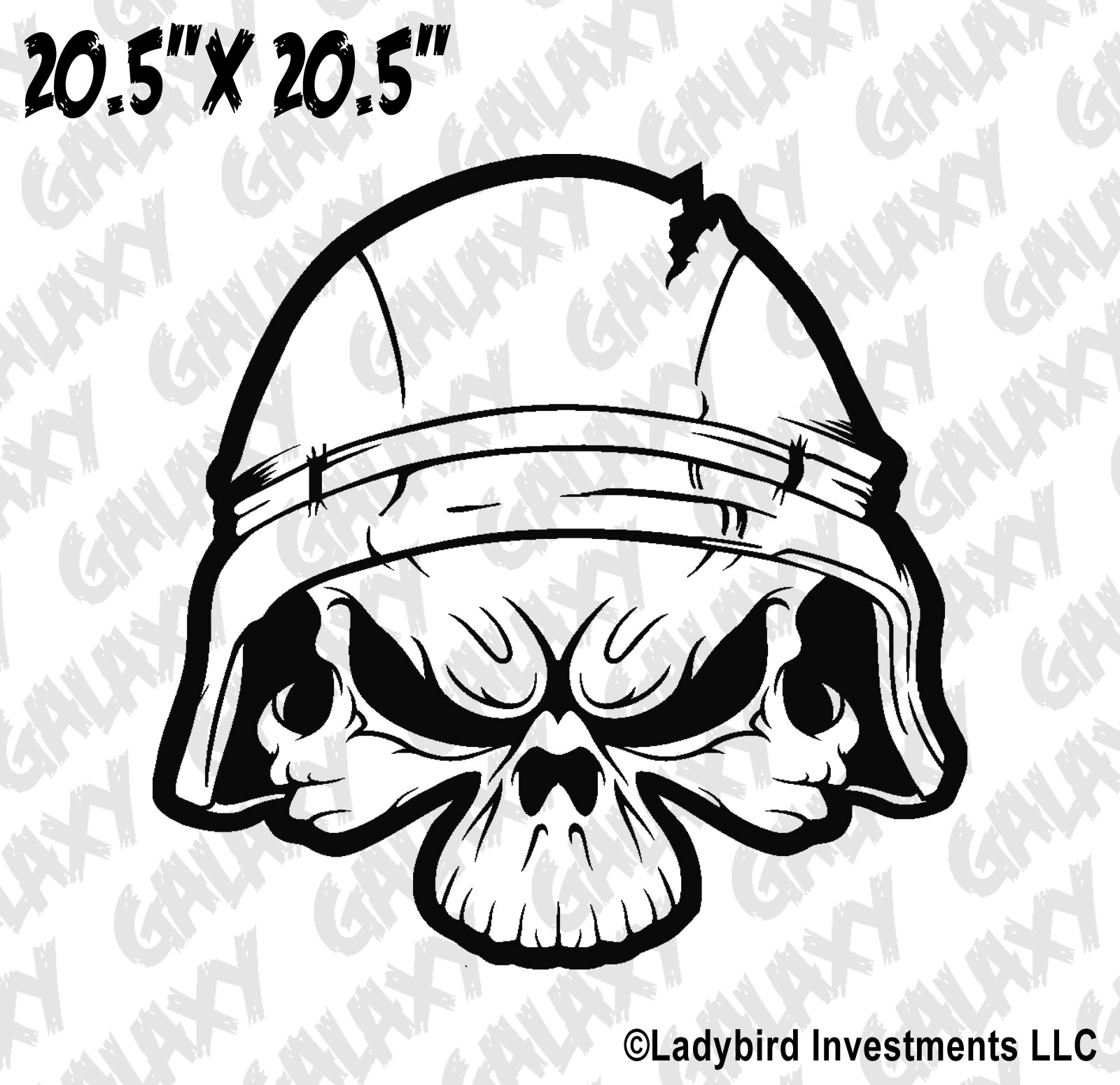 jeep wrangler hood decal soldier skull  u0026 helmet sticker